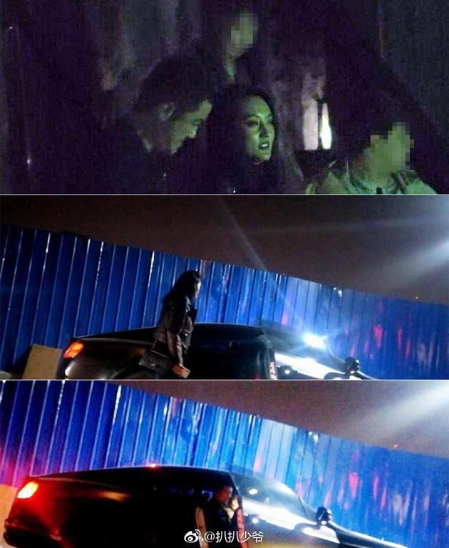 Lý Á Bằng tình tứ giữa đêm với gái lạ, netizen nhận xét: Cũng nên quên đi Vương Phi - Ảnh 1.