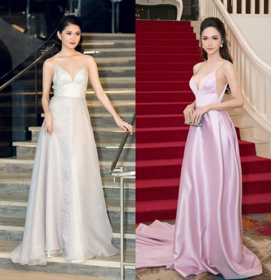 Bắt chước phong cách công chúa của Hương Giang, á hậu Thùy Dung vẫn dưới cơ đàn chị dù diện trang sức 200 triệu - Ảnh 2.
