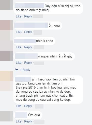 Khoe ảnh bikini, Hoa hậu HHen Niê vẫn bị cư dân mạng chê gầy gò, thiếu sức sống - Ảnh 2.