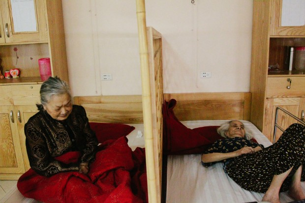 Chuyện về những cụ già bỏ nhà lầu xe hơi đến viện dưỡng lão tìm niềm vui cuối đời - Ảnh 5.