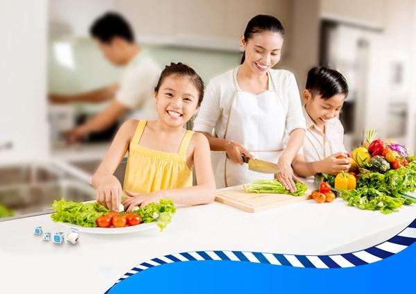 Trị con biếng ăn dễ dàng bằng 10 mẹo đã được các mẹ áp dụng hiệu quả - Ảnh 2.