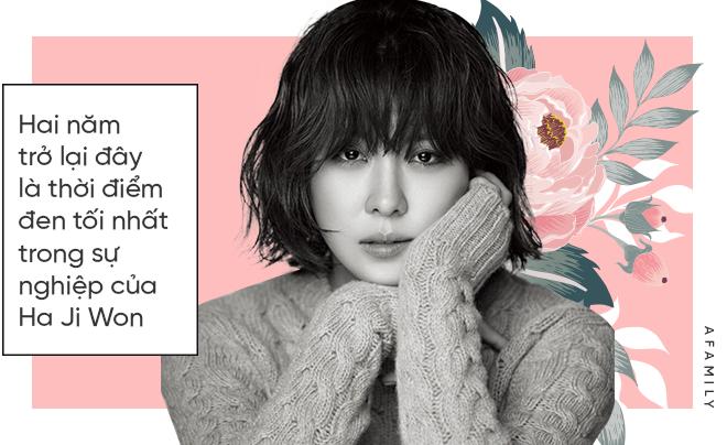 Ha Ji Won: Phụ nữ mạnh mẽ đến mấy cũng cần một bờ vai để bớt chênh vênh - ảnh 8