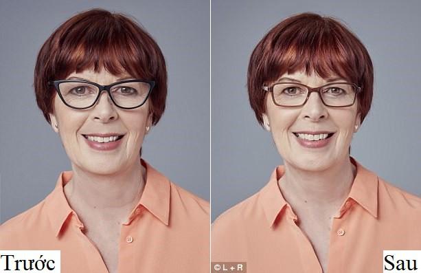 5 cô nàng này như trẻ thêm vài tuổi sau khi đổi dáng gọng kính theo lời khuyên của chuyên gia - Ảnh 3.