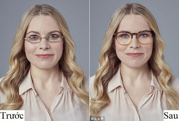 5 cô nàng này như trẻ thêm vài tuổi sau khi đổi dáng gọng kính theo lời khuyên của chuyên gia - Ảnh 4.