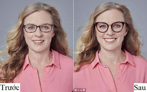 5 cô nàng này như trẻ thêm vài tuổi sau khi đổi dáng gọng kính theo lời khuyên của chuyên gia - Ảnh 6.