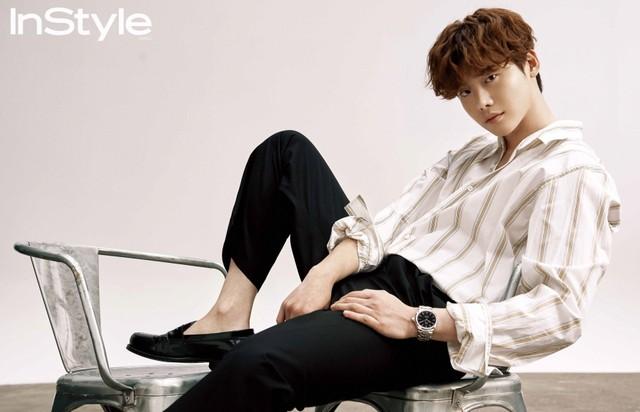 Lee Jong Suk, Kim Ji Won tái hợp sau 7 năm? - Ảnh 3.