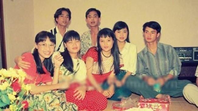 """Dàn diễn viên 12A và 4H sau 23 năm: Bộ tứ 4H từ bỏ nghiệp diễn, """"thầy Minh"""" trở thành người cha mẫu mực với câu chuyện gia đình cảm động - Ảnh 1."""