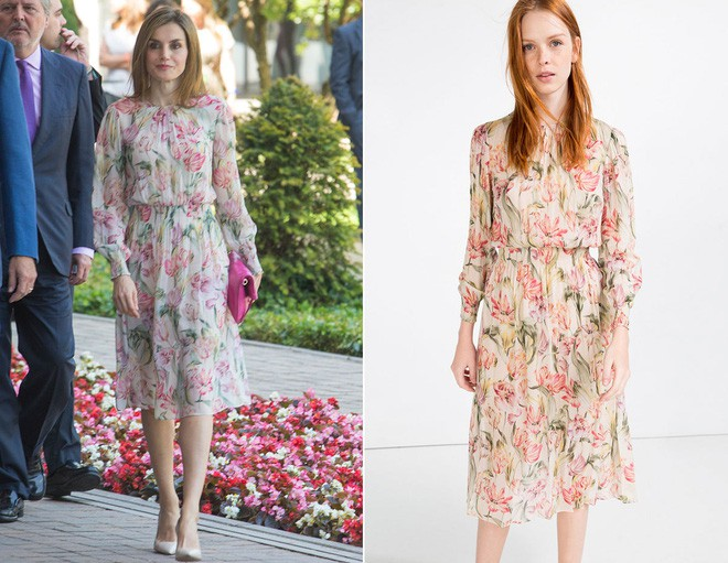 Trang phục giúp Hoàng hậu Letizia tỏa sáng không thể thiếu những món đồ đến từ thương hiệu Zara  - Ảnh 8.