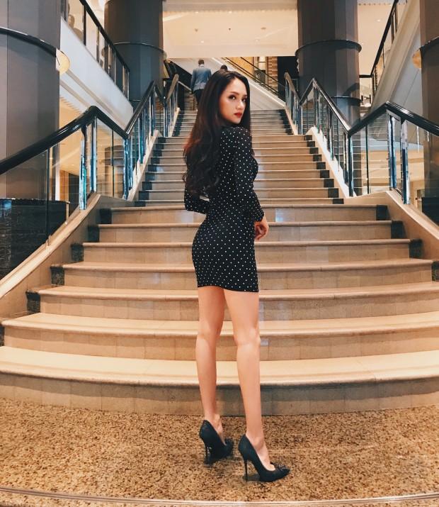 Hoa hậu Hương Giang: Lần đầu được mặc bikini, tôi như sống lại cuộc đời mới - Ảnh 7.