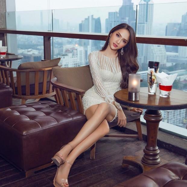 Hoa hậu Hương Giang: Lần đầu được mặc bikini, tôi như sống lại cuộc đời mới - Ảnh 8.