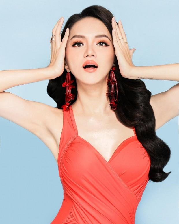 Hoa hậu Hương Giang: Lần đầu được mặc bikini, tôi như sống lại cuộc đời mới - Ảnh 10.
