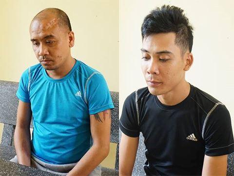 Hai kẻ sát hại bé trai 8 tuổi ở Vĩnh Phúc tỏ ra lì lợm tại cơ quan công an - ảnh 1