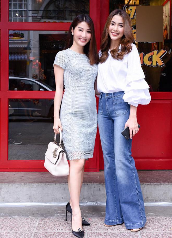 Học ngay cao thủ Hà Tăng cách chọn quần jeans giấu nhẹm nhược điểm chân cong - Ảnh 5.