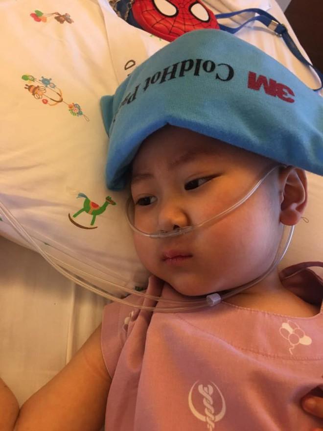Quang Minh, em bé 4 tuổi chiến đấu với bệnh ung thư máu bằng tất cả niềm lạc quan đã ra đi mãi mãi - Ảnh 4.