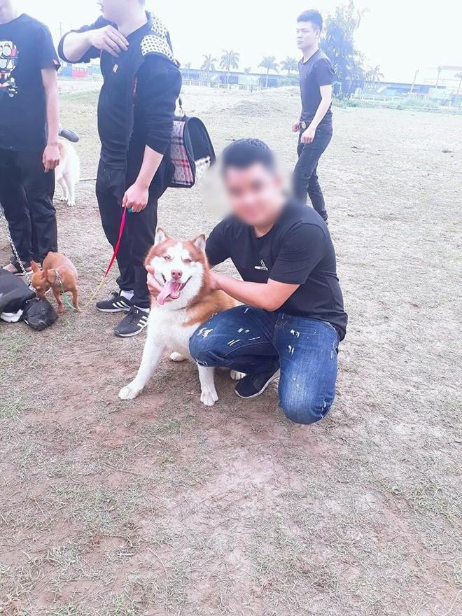 Vừa quen được 1 tháng, cô gái đã bị bạn trai bắt trộm cả 4 chú chó cưng Husky, nhắn tin đòi thì bị dọa tung clip nóng - Ảnh 3.