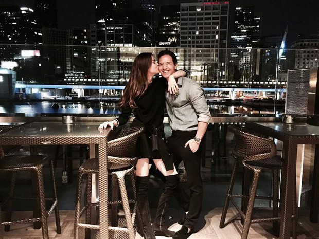 Chuyện hẹn hò showbiz Hàn - Việt: Một bên thì cố che giấu, một bên thì cố công khai đến mức làm lố quá đà - Ảnh 5.