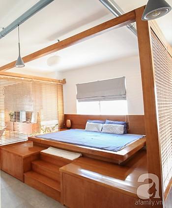 Căn chung cư 113m² không có tường ngăn, nhìn đâu cũng đẹp của cặp vợ Việt - chồng Anh - Ảnh 7.