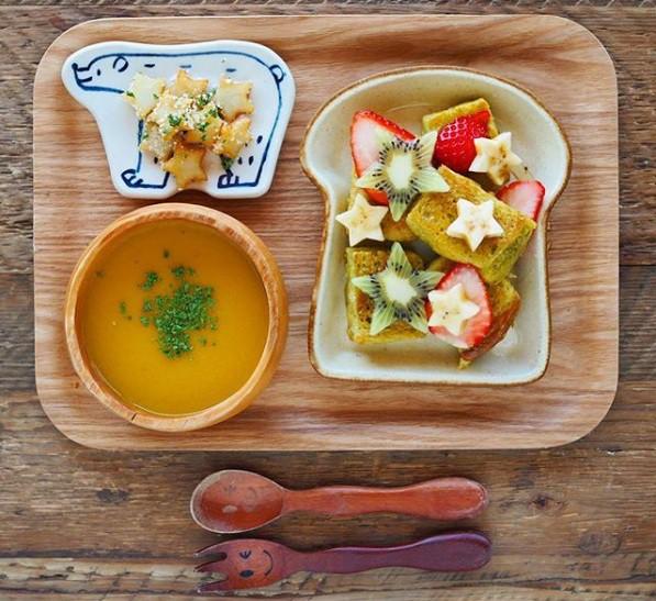 Mẹ Nhật chia sẻ bữa ăn dặm mà bất kỳ đứa trẻ nào cũng đều thích mê - Ảnh 3.