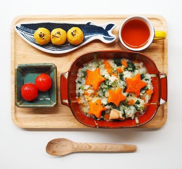 Mẹ Nhật chia sẻ bữa ăn dặm mà bất kỳ đứa trẻ nào cũng đều thích mê - Ảnh 20.