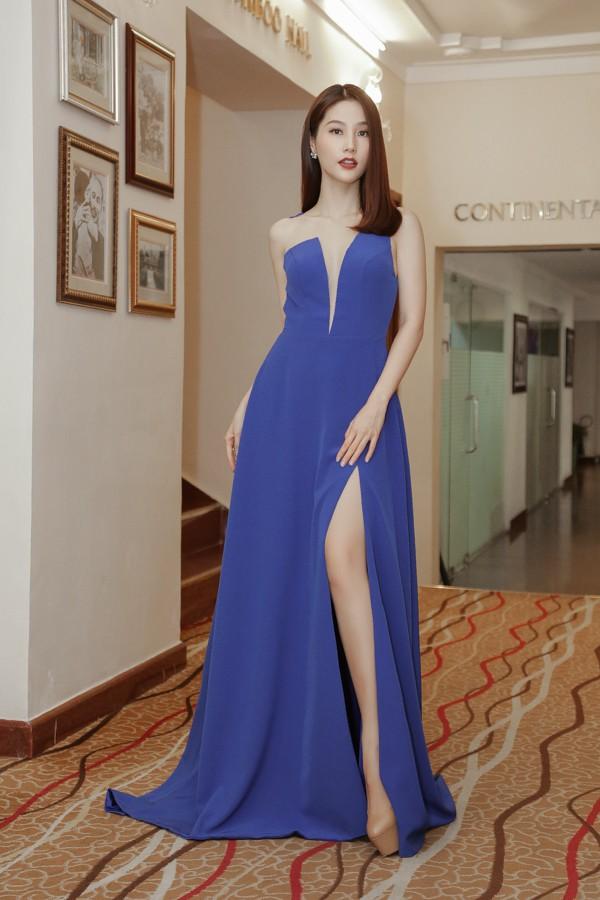 Diễm My 9X khoe ngực đầy gợi cảm, Phương Trinh Jolie cá tính với menswear - Ảnh 2.
