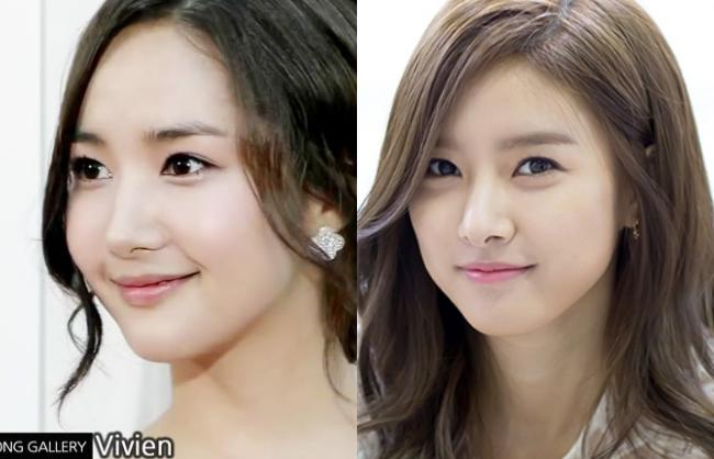 Sao Hàn bị tố dao kéo cùng lò: Diễn viên giống hệt Hoa hậu, nhưng nhóm gây sốc nhất lại lên đến tận 34 người - Ảnh 1.