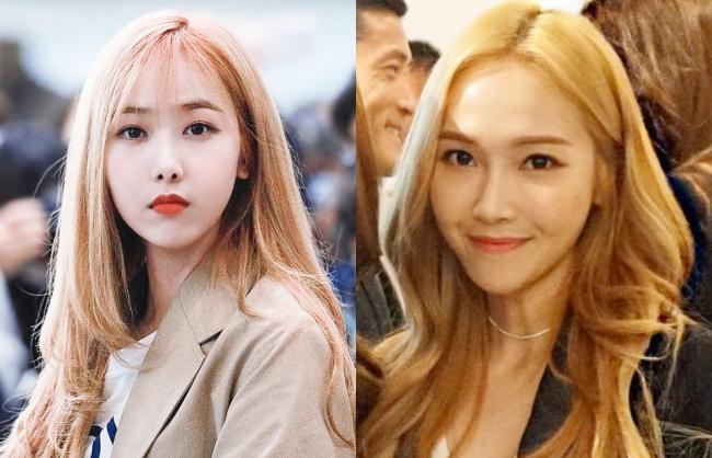 Sao Hàn bị tố dao kéo cùng lò: Diễn viên giống hệt Hoa hậu, nhưng nhóm gây sốc nhất lại lên đến tận 34 người - Ảnh 13.