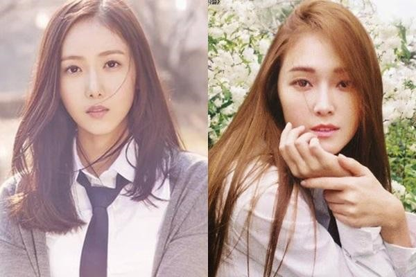 Sao Hàn bị tố dao kéo cùng lò: Diễn viên giống hệt Hoa hậu, nhưng nhóm gây sốc nhất lại lên đến tận 34 người - Ảnh 9.