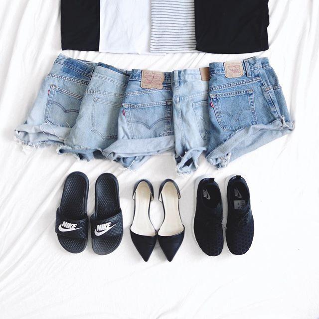 4 kiểu giày/dép bệt luôn sẵn lòng kết thân với quần shorts để ra đúng chất mùa hè - Ảnh 1.