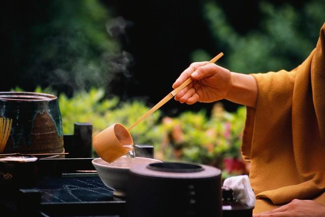 Bí quyết uống trà sống lâu của viện sĩ trà đạo nổi tiếng Trung Quốc - Ảnh 4.
