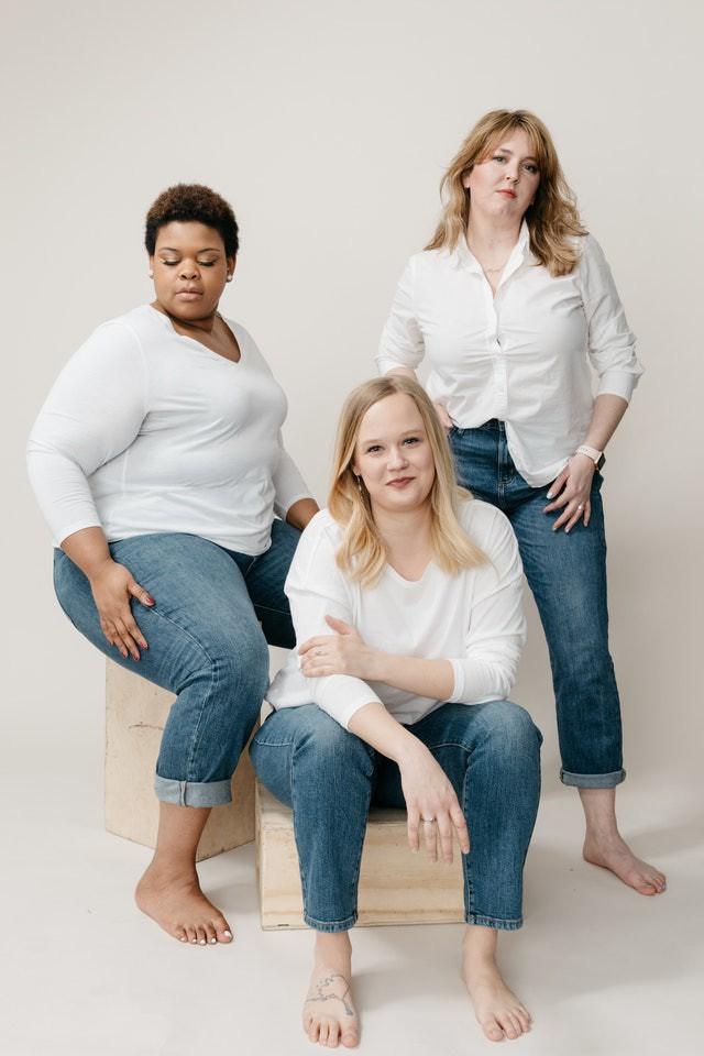 Cảm nhận thật nhất từ nàng cò hương đến ngoại cỡ khi mặc thử 3 dáng quần jeans quen thuộc - Ảnh 17.