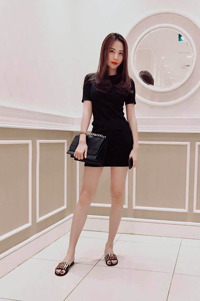 Ai cũng biết lý do Đàm Thu Trang không hay đi giày cao gót, nhưng rõ ràng người đẹp kết hợp giày/dép bệt rất đúng trend - Ảnh 21.