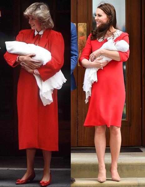 Công nương Kate xuất hiện thon gọn bất ngờ chỉ sau một ngày khi hạ sinh tiểu Hoàng tử thứ 3 - Ảnh 7.