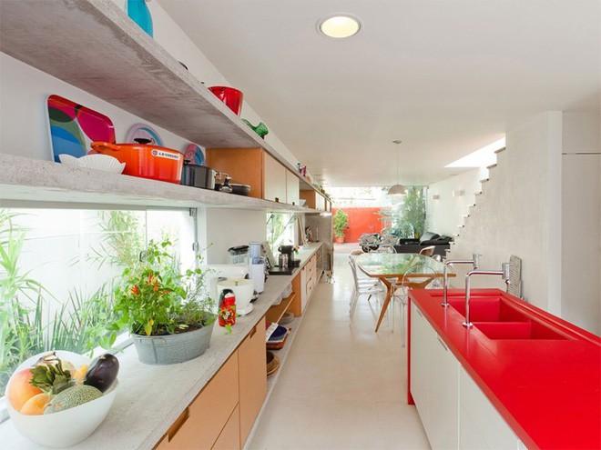 10 thiết kế bếp đem lại cho bạn cảm giác phấn khích vô cùng mỗi khi được nấu nướng - Ảnh 1.