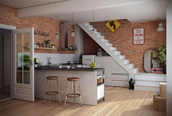 10 thiết kế bếp đem lại cho bạn cảm giác phấn khích vô cùng mỗi khi được nấu nướng - Ảnh 3.