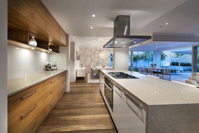 10 thiết kế bếp đem lại cho bạn cảm giác phấn khích vô cùng mỗi khi được nấu nướng - Ảnh 4.