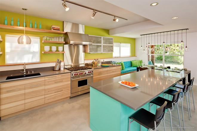 10 thiết kế bếp đem lại cho bạn cảm giác phấn khích vô cùng mỗi khi được nấu nướng - Ảnh 6.