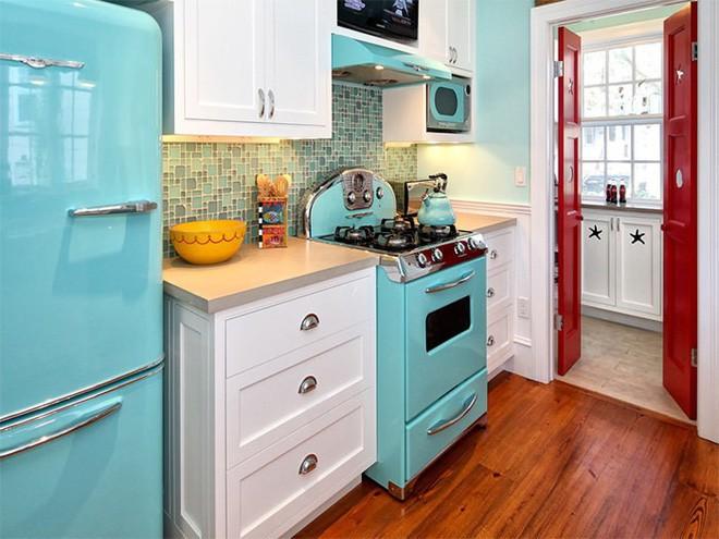 10 thiết kế bếp đem lại cho bạn cảm giác phấn khích vô cùng mỗi khi được nấu nướng - Ảnh 7.