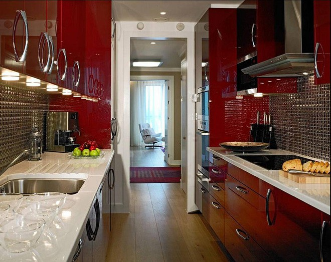 10 thiết kế bếp đem lại cho bạn cảm giác phấn khích vô cùng mỗi khi được nấu nướng - Ảnh 8.