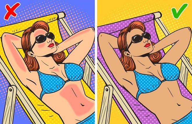 8 nguyên tắc trang điểm đơn giản không phải ai cũng nhớ, giúp bạn vừa xinh đẹp mà vẫn giữ được làn da khỏe mạnh - Ảnh 5.