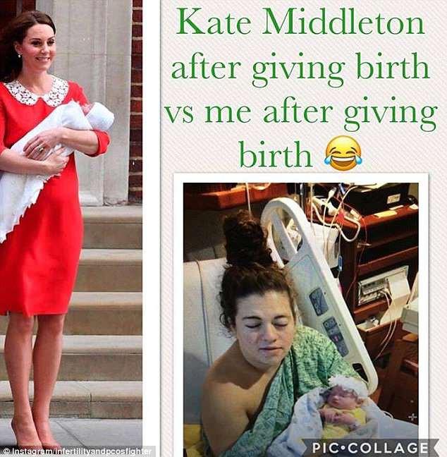 Vừa xuất hiện sau khi sinh con, công nương Kate Middleton đã bị nhiều bà mẹ chỉ trích vì điều này - Ảnh 4.