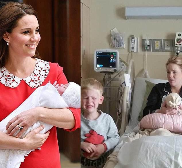 Vừa xuất hiện sau khi sinh con, công nương Kate Middleton đã bị nhiều bà mẹ chỉ trích vì điều này - Ảnh 7.
