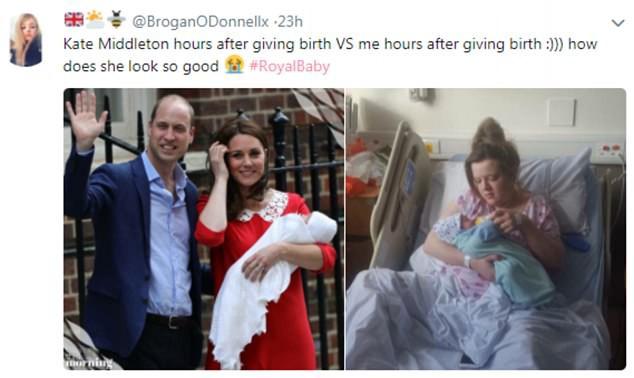 Vừa xuất hiện sau khi sinh con, công nương Kate Middleton đã bị nhiều bà mẹ chỉ trích vì điều này - Ảnh 6.