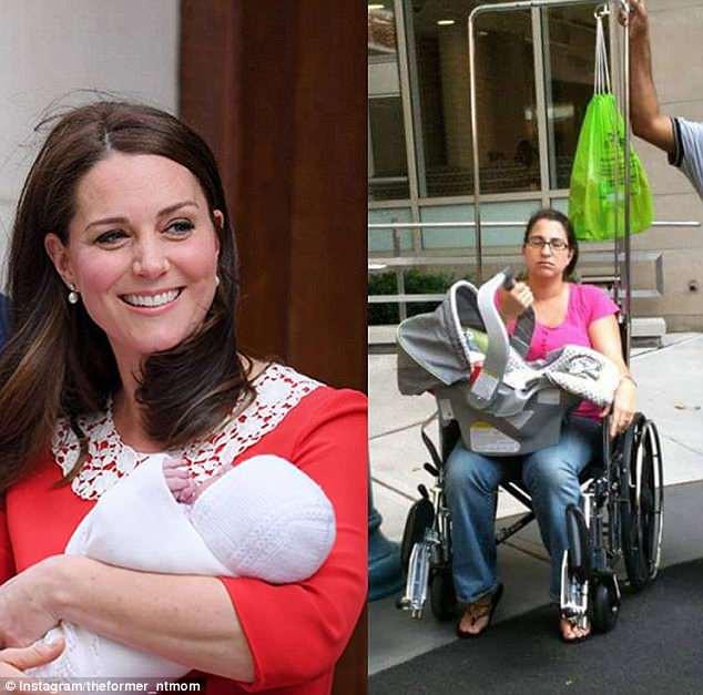 Vừa xuất hiện sau khi sinh con, công nương Kate Middleton đã bị nhiều bà mẹ chỉ trích vì điều này - Ảnh 8.