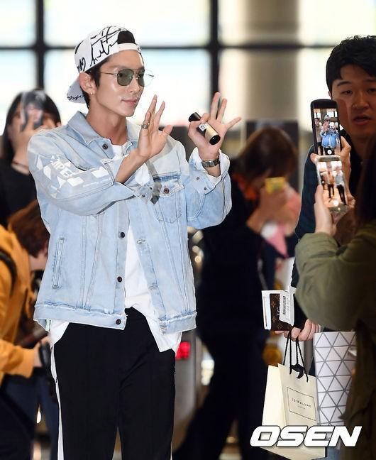 Khác một trời một vực với ảnh tạp chí, tài tử Lee Jun Ki gây hốt hoảng với cằm nhọn nhô ra như lưỡi cày - Ảnh 15.