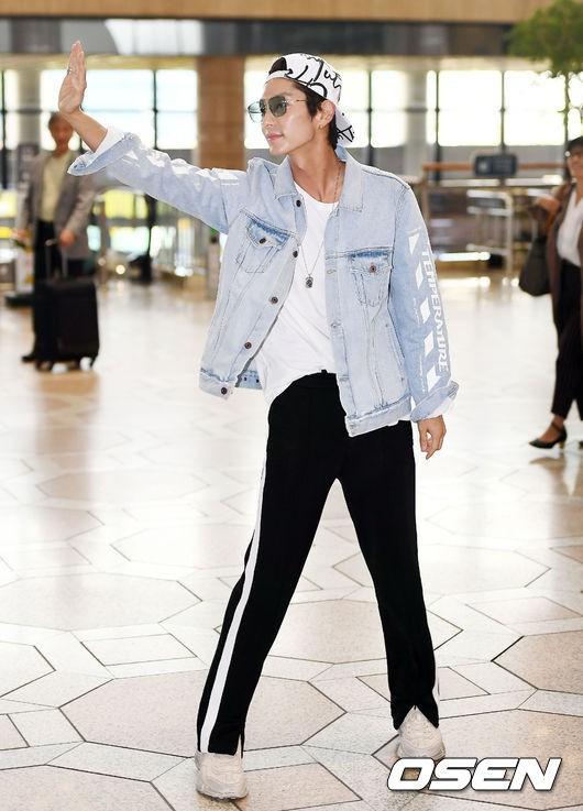 Khác một trời một vực với ảnh tạp chí, tài tử Lee Jun Ki gây hốt hoảng với cằm nhọn nhô ra như lưỡi cày - Ảnh 4.