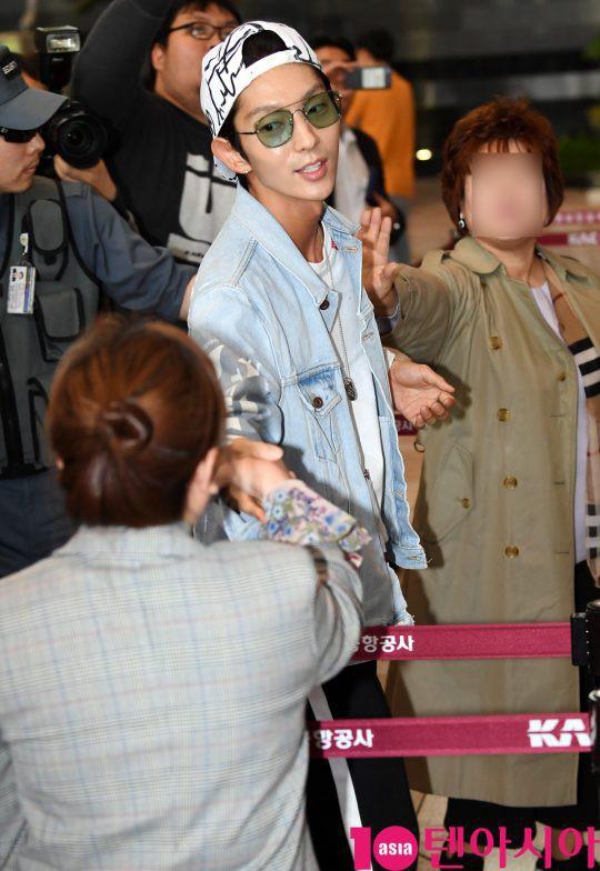 Khác một trời một vực với ảnh tạp chí, tài tử Lee Jun Ki gây hốt hoảng với cằm nhọn nhô ra như lưỡi cày - Ảnh 7.
