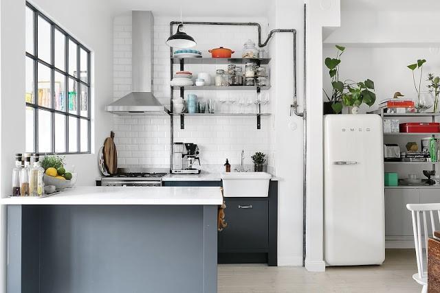Khám phá cách cải tạo căn hộ tuy nhỏ nhưng lại đem lại vẻ thoải mái và tiện dụng cho cả gia đình - Ảnh 3.