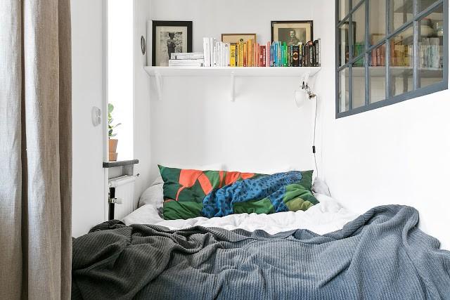 Khám phá cách cải tạo căn hộ tuy nhỏ nhưng lại đem lại vẻ thoải mái và tiện dụng cho cả gia đình - Ảnh 7.
