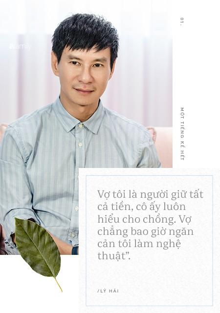 Lý Hải - Minh Hà: 14 năm yêu đương và chung sống, đã từng nói lời chia tay để tìm người khác - Ảnh 3.