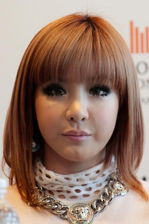 Mải miết chỉnh sửa nhan sắc, hiện tại nữ hoàng mặt nhựa Park Bom trông ra sao - Ảnh 7.